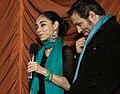 Shirin Neshat, Shoja Azari, Viennale 2009.jpg