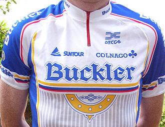 Team LottoNL–Jumbo - A Buckler jersey