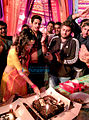 Shraddha Kapoor celebrated her 22th birthday on the sets of her upcoming film The Villain (3).jpg