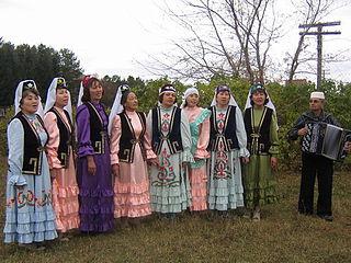 Siberian Tatars Indigenous Turkic-speaking ethnic group of South Siberia