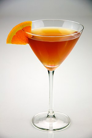 Sidecar (cocktail) - Image: Sidecar cocktail