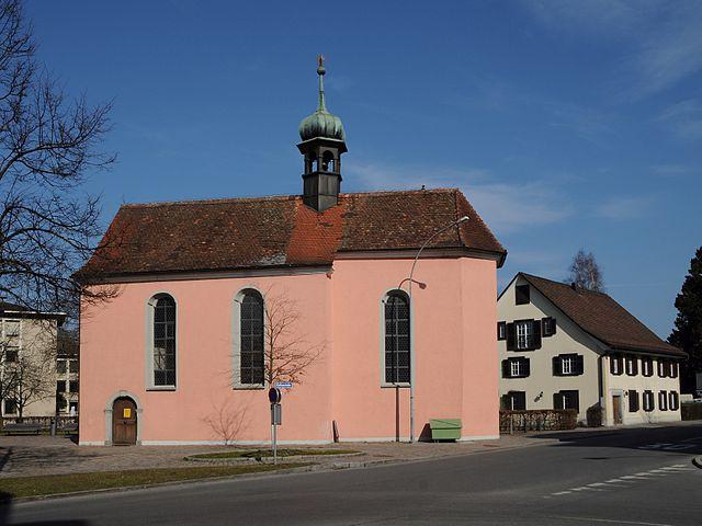 Siechenkapelle und Siechenhaus