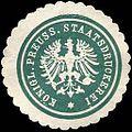 Siegelmarke Königlich Preussische Staatsdruckerei W0237648.jpg