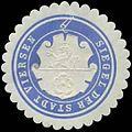 Siegelmarke Siegel der Stadt Viersen W0385240.jpg