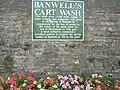 Sign in Banwell - geograph.org.uk - 68792.jpg
