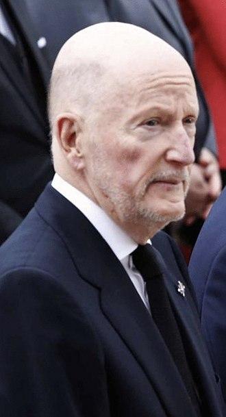 Simeon Saxe-Coburg-Gotha - Simeon II in 2015