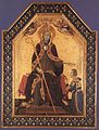 Simone Martini - Altar of St Louis of Toulouse (without predella) - WGA21401.jpg