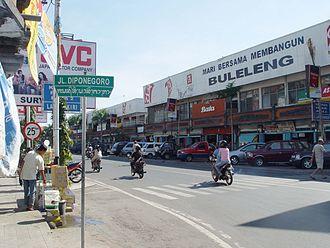 Buleleng Regency - Singaraja