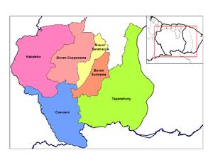 Sipaliwini District - Resorts of Sipaliwini