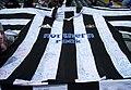 Sir Bobby Robson tributes at SJP pic 10.JPG