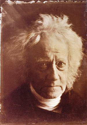 Colin Ford (curator) - Photograph of Sir John Herschel by Julia Margaret Cameron, an illustration in Colin Ford's book Julia Margaret Cameron: 19th Century Photographer of Genius.