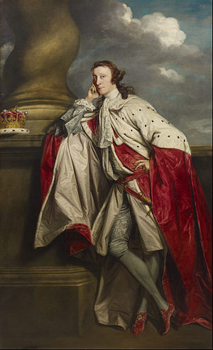 James Maitland, 7th Earl of Lauderdale - The 7th Earl of Lauderdale.