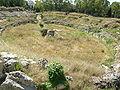 Siracusa, neapolis, anfiteatro romano 04.JPG