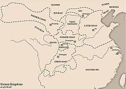 Sixteen Kingdoms 326 AD.jpg