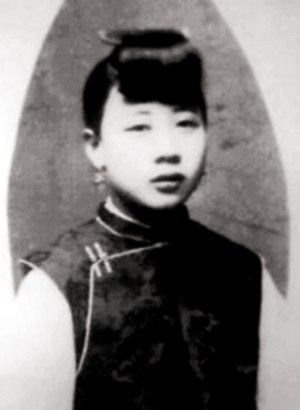 Sai Jinhua - Sai Jinhua in 1887