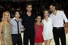 Skate Canada 2014 Exibition Gold Medalists.jpg