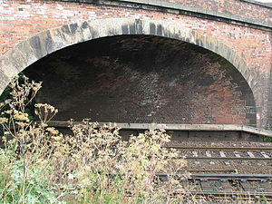 William Froude - Skew arch at Cowley Bridge Junction