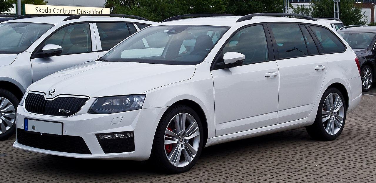 file skoda octavia combi rs iii frontansicht 20 juni 2014 d wikipedia. Black Bedroom Furniture Sets. Home Design Ideas
