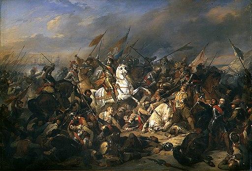 Slag bij Nieuwpoort - Nicaise De Keyser