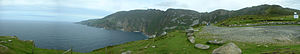 Wild Atlantic Way - Slieve League, on the south-west coast of County Donegal in Ulster