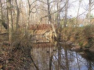 Sligo Creek - The creek running through Silver Spring, Maryland