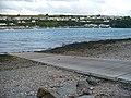 Slipway, Moel y Don - geograph.org.uk - 857558.jpg