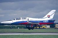 Jet trainer
