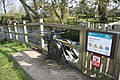 Sluice gate at Weybread Mill - geograph.org.uk - 772207.jpg