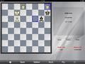 SmallFish screenshot (Black is checkmated, Human wins).png