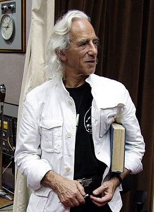 Seva Novgorodsev - Seva Novgorodsev in the BBC World Service studios in 2006