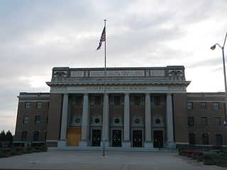 Memorial Hall (Kansas City, Kansas) Auditorium in Kansas, United States
