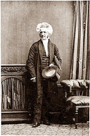 Solomon Caesar Malan - Solomon Caesar Malan, 1862