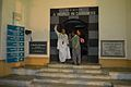 Somendranath Bandyopadhyay - Anil Shrikrishna Manekar - Tarak Sengupta - Emdadul Islam - Birla Industrial & Technological Museum - Kolkata 2014-01-23 7341.JPG