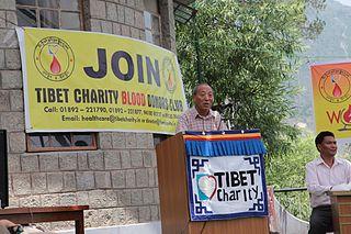 Sonam Topgyal Prime Minister of Tibet