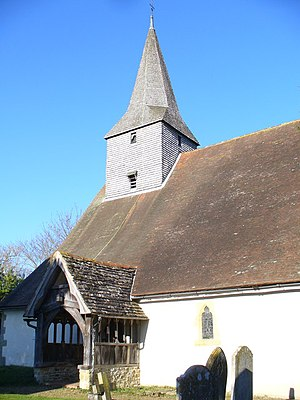 Alfold - St Nicholas's Church