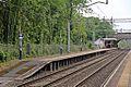 Southbound platform, Alderley Edge railway station (geograph 4524544).jpg