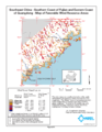 Southeast China - Southern Coast of Fujian and Eastern Coast of Guangdong - Map of Favorable Wind Resource Areas.png