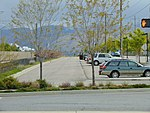 Southwest at across S 4800 W at Park & Ride lot at 4800 W Old Bingham Highway station, Apr 16.jpg
