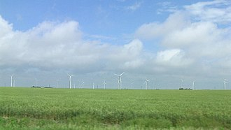 Spearville, Kansas - Image: Spearville Wind Energy Facility 553085021 b 8a 45172a 0 o