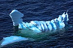 Spectacular cruise in the Gerlache strait, through the Aquirre Passage to Paradise Bay. (25907996221).jpg