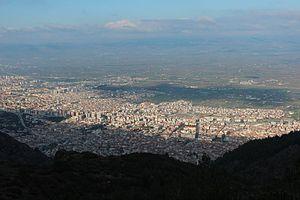 Yunusemre - View of Yunusemre, Manisa