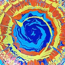 julie: spin art