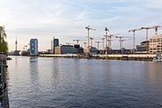 Spree und East Side Gallery, Berlin, 170331, ako.jpg