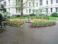 Spring flowers in Postmans' Park - geograph.org.uk - 1256728.jpg