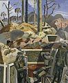 Spring in the Trenches, Ridge Wood, 1917 (1918) (Art. IWM ART 1154).jpg