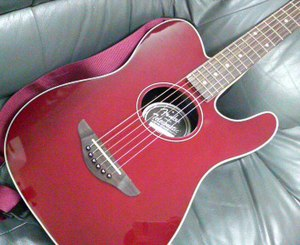 Squier - Telecoustic model.