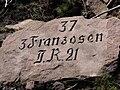 Stèle tombe commune N° 37 au sommet du Petit Donon.jpg