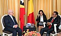 Stéphane de Loecker and Francisco Guterres 2019-02-28.jpg