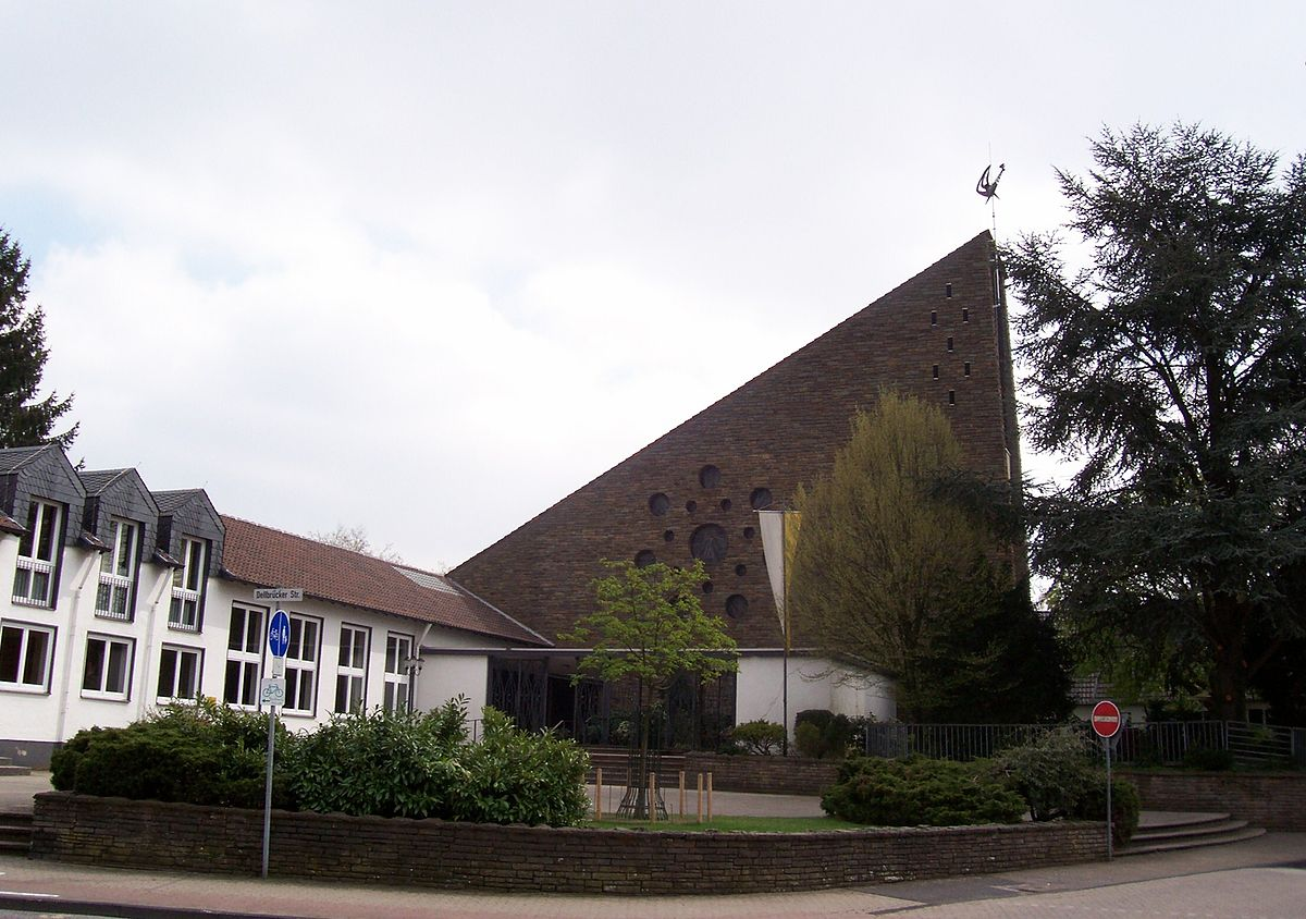 St. Konrad (Bergisch Gladbach) – Wikipedia