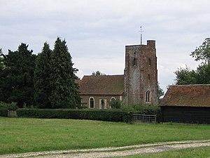 Whipsnade - Image: St.Mary Magdelen, Whipsnade geograph.org.uk 222462